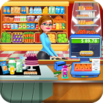 🏬 Supermarket Grocery Shopping: Mall Girl Games MOD APK 1.5