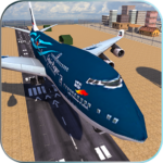 Take off Airplane Pilot Race Flight Simulator MOD APK 1.0