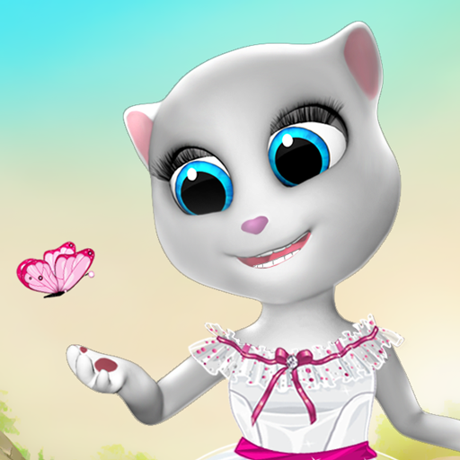 Talking Cat Lily 2 MOD APK 1.10.20