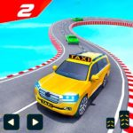 Taxi Car Stunts 2 Games 3D: Ramp Car Stunts MOD APK 1.0