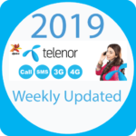 Telenor All Call Sms Internet Packeges 2019 MOD APK 6.0