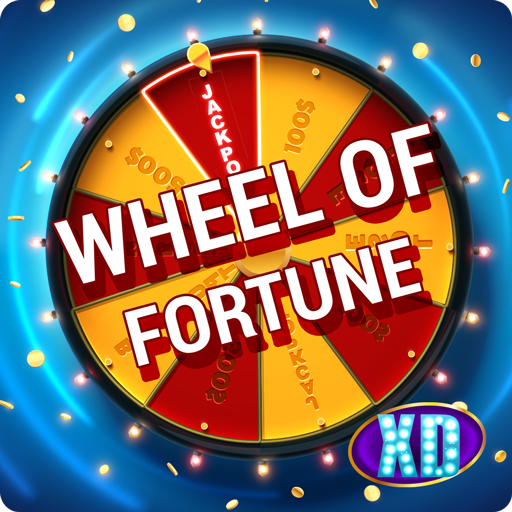 The Wheel of Fortune XD MOD APK 3.9.2
