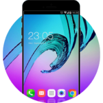 Theme for Galaxy A7 HD Wallpapers 2018 MOD APK 2.0.51