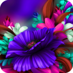 Themes app for  S6 Purple Bloom flower MOD APK 3.9.9