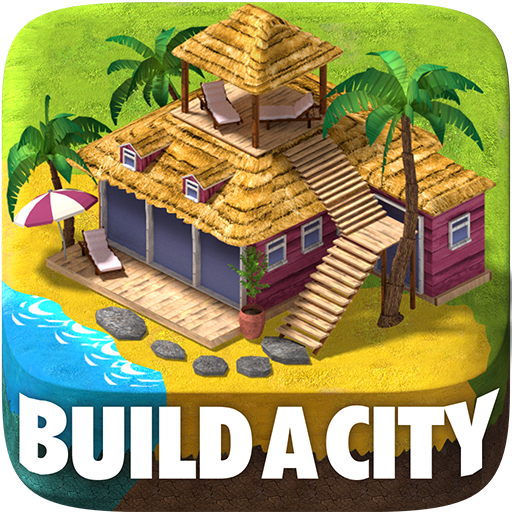 Town Building Games: Tropic City Construction Game MOD APK 1.2.14