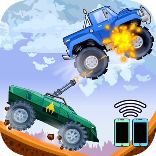 Two players game – Crazy racing via wifi (free) MOD APK 1.2.8