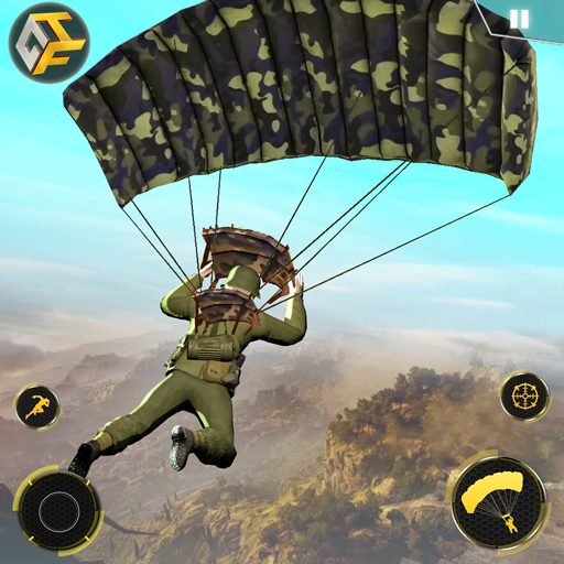 US Army Commando Battleground Survival Mission MOD APK 4.4