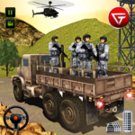US Army Truck Driving 2018: Real Military Truck 3D MOD APK 1.0.3