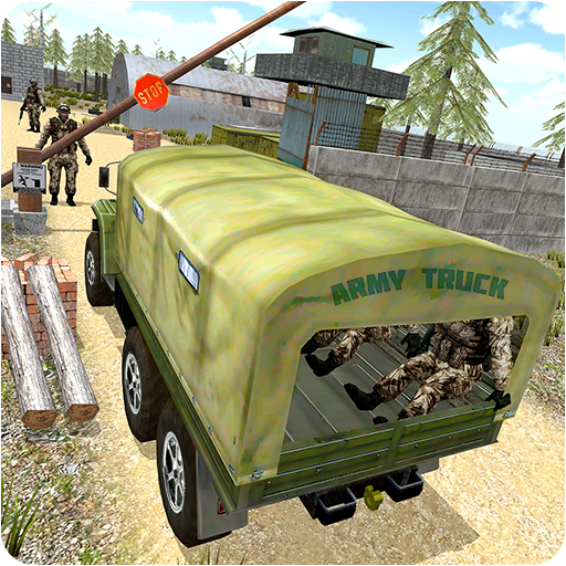 US Army Truck Pro:Army Transport MOD APK 1.19
