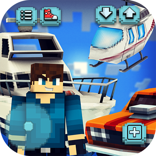 Ultimate Craft: Exploration of Blocky World MOD APK 1.0 -1.1 for Android