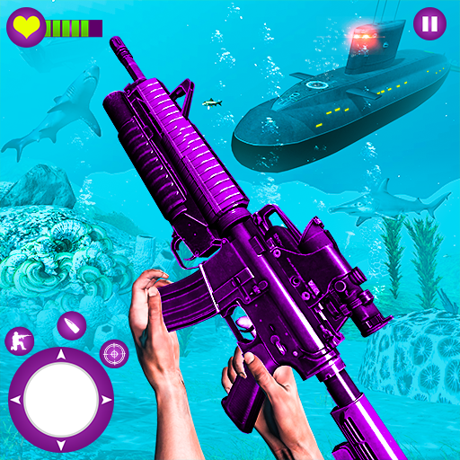 Underwater Counter Terrorist: Shooting Strike Game MOD APK 1.4