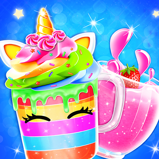 Unicorn Milkshake Maker: Frozen Drink Games MOD APK 0.2