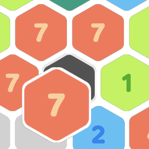 Up to 8! Merge Block In Hexa Lines Puzzle MOD APK 1.0