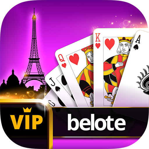 VIP Belote – French Belote Online Multiplayer MOD APK 3.5.34