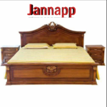 Wooden Bed Designs MOD APK 1.0