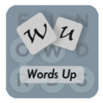 Words Up- Words Search & Word Guessing Puzzle Game MOD APK 1.3.9z