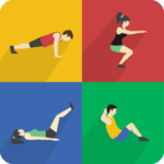 Workouts at home for woman & man MOD APK 2.9.1