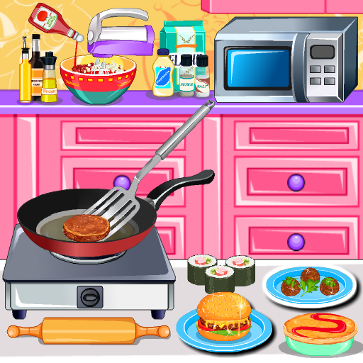 World Best Cooking Recipes Game MOD APK 5.641