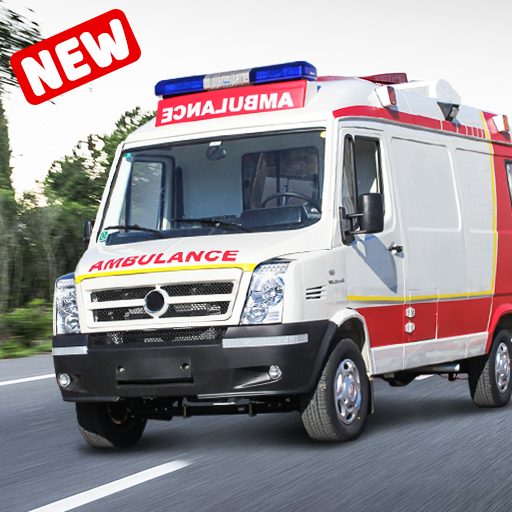 Ambulance Simulator Game Extreme MOD APK 1.1