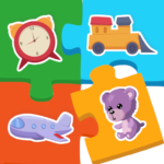 Animal Jigsaw Puzzles for Kids – Toddlers Games MOD APK 1.5.2