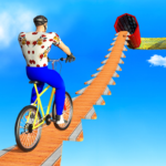 BMX Cycle Stunts Game: Fearless Cycle Rider 2020 MOD APK 5.09.32