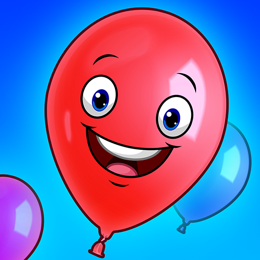 Baby Balloon Pop 🎈 Ads Free kids Learning Games MOD APK 1.4