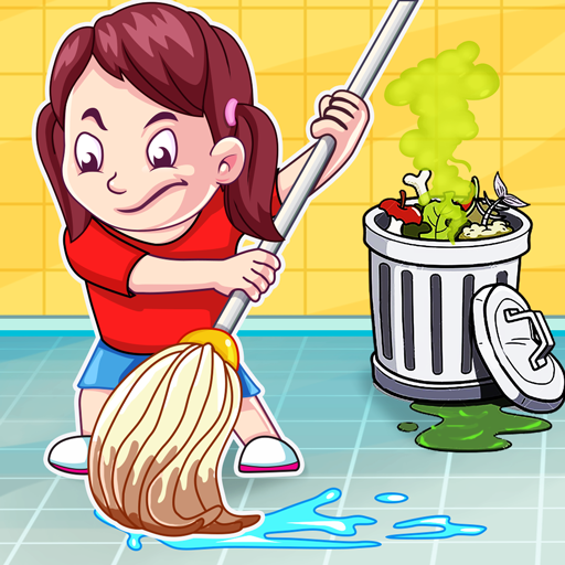 Big City and Home Cleanup – Girls Cleaning Fun MOD APK 2.0.0