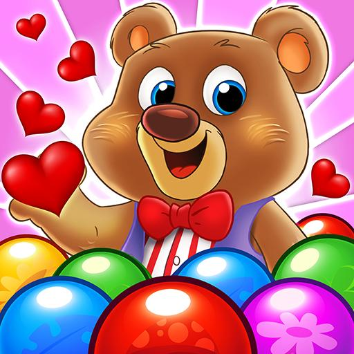 Bubble Friends Bubble Shooter Pop MOD APK 1.2.62