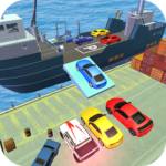 Car Parking & Ship Simulation – Drive Simulator MOD APK 1.3