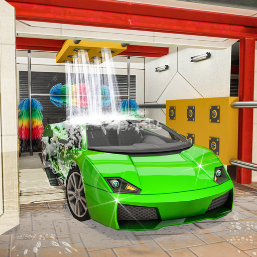 Car Wash Garage Service Workshop MOD APK 1.3