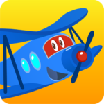 Carl Super Jet:  Airplane Rescue Flying Game MOD APK 1.1.4