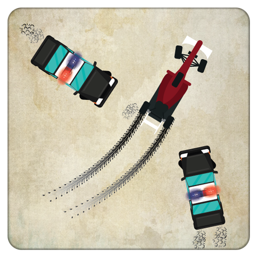 Catch Me – PoliceCop Car Chase Runner 2D MOD APK 0.4