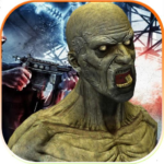 City Destroyed Zombies Shooting Game MOD APK 1.0