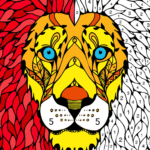 Color by Number, Paint Art – Star Coloring Pages MOD APK 1.4