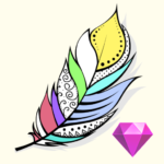 Coloring Diorama (Premium) : Color by Number MOD APK 1.8.1