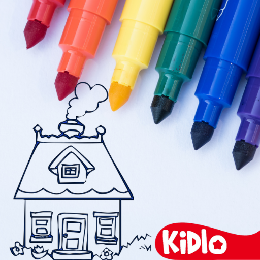 Coloring Games for Kids – Drawing & Color Book MOD APK 1.2.0