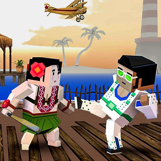 Craft Fighting Heroes: Survival Story MOD APK 0.4