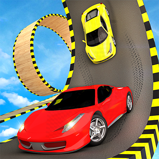 Crazy Car Sky Stunts Impossible Tracks Car Racing MOD APK 2.02.0 for Android