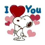 Cute Snoopy Stickers For Whatsapp MOD APK 1.0