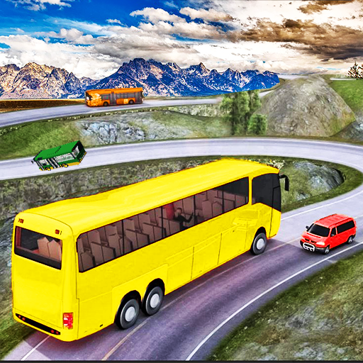 Drive Hill Coach Bus Simulator : Bus Game 2019 MOD APK 1.0