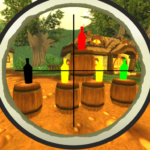 Expert Bottle Shoot Free Real Shooting Games MOD APK 1.0
