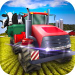 🚜 Farm Simulator: Hay Tycoon grow and sell crops MOD APK 1.7.1