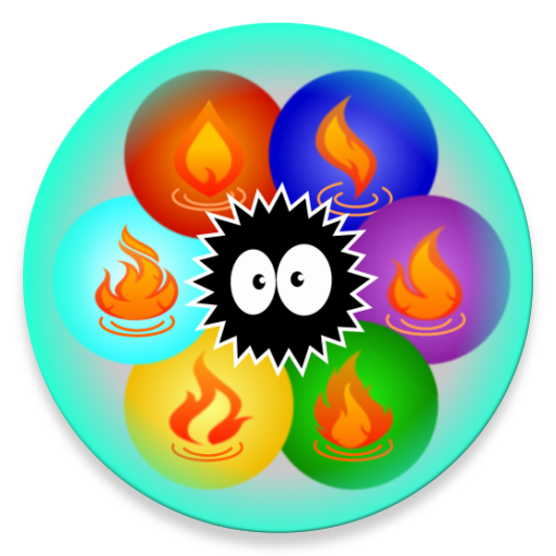 Fire Block Battle – a new type of puyopuyo puzzle MOD APK 1.19.1120