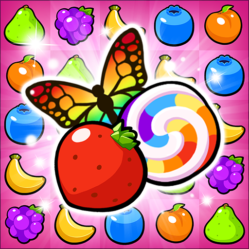 Fruits POP : Fruits Match 3 Puzzle MOD APK 1.3.5
