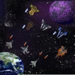 Galaxy Attack Space Game MOD APK 1.0
