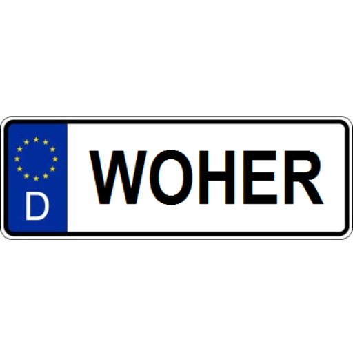 German License Plates MOD APK 1.6