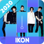 IKON KPOP Piano Tiles Game 2020 MOD APK 1.0