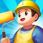 Idle Decoration Inc MOD APK 1.0.10