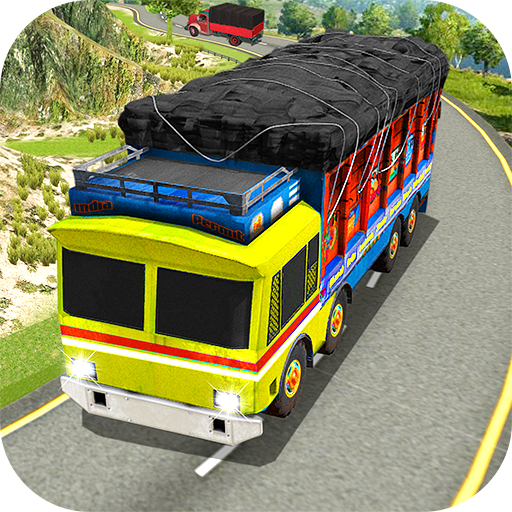 Indian Mountain Heavy Cargo Truck MOD APK 1.0.1