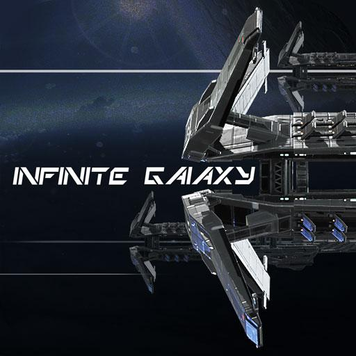 Infinite Galaxy – Empire, starcraft, sci fi, mmo MOD APK 1.3.0